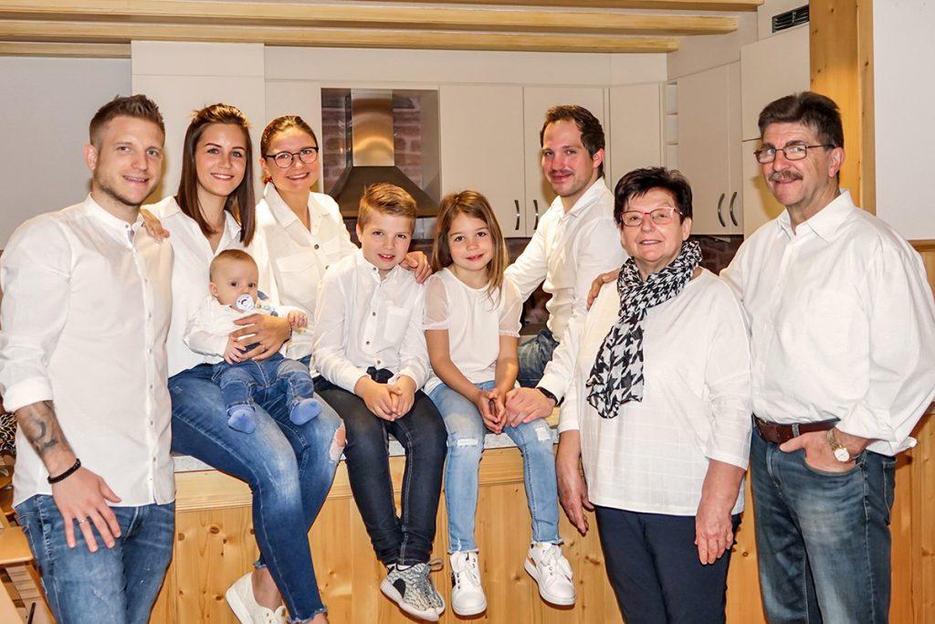 Familie Weinzierle