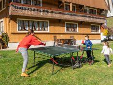Vogtadeshof Tischtennisplatte